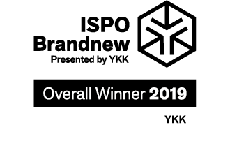 ISPO Brandnew Overall Winner 2019 ORIGINAL+